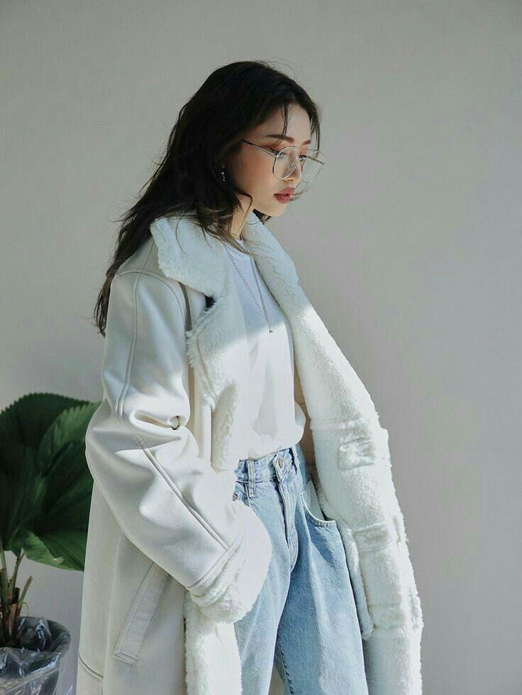Aesthetic Winter Outfits Korean