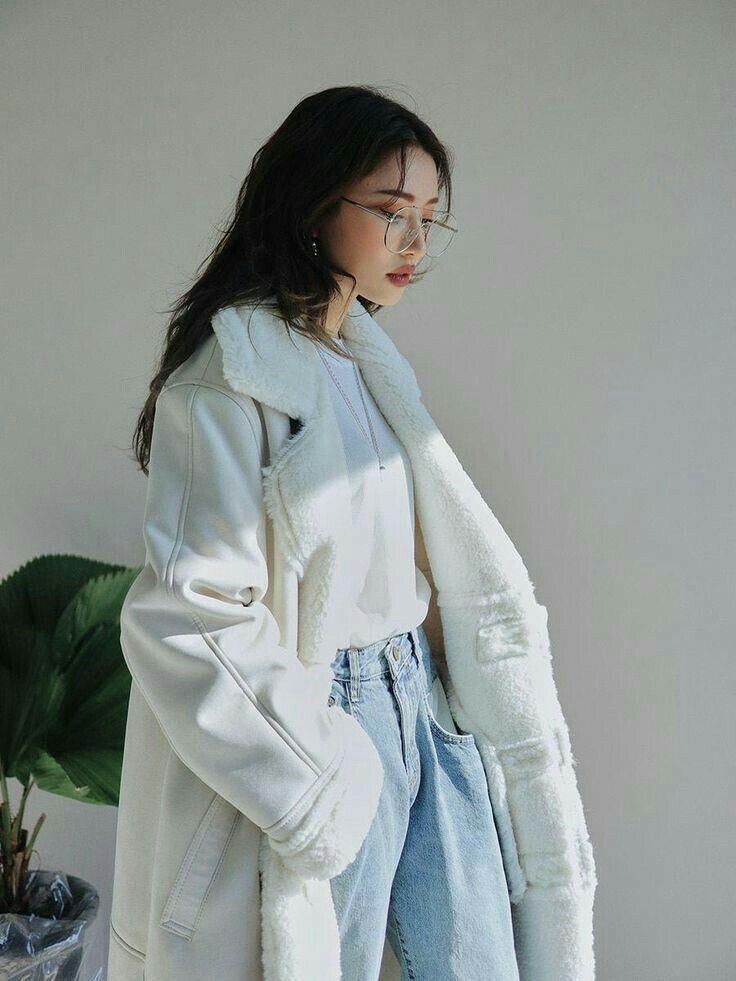 Aesthetic Winter Outfits Korean Addicfashion