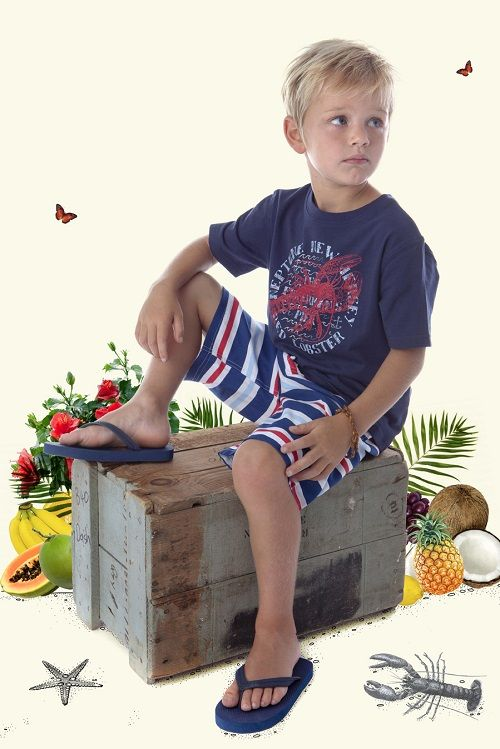 Funky childrens clothing by Fox and Finch. What little boy does not like boardies? These are so fun and bright for summer. Our Fox and Finch boardies feature 3 pockets, an adjustable waist with tie. Price:	 Was $39.95 Sale! $23.95 http://hollyandeddie.com.au/item_1770/Boardies--Fox-and-Finch-Tomas-Striped-Boardies.htm#.UzeAU_mSwTM #boysclothing