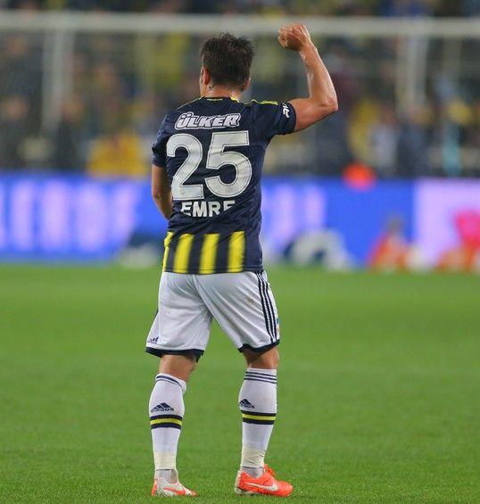 #Champions #Fenerbahce Emre Belözoğlu