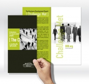 Alchemy Designs New BDB Membership Brochure