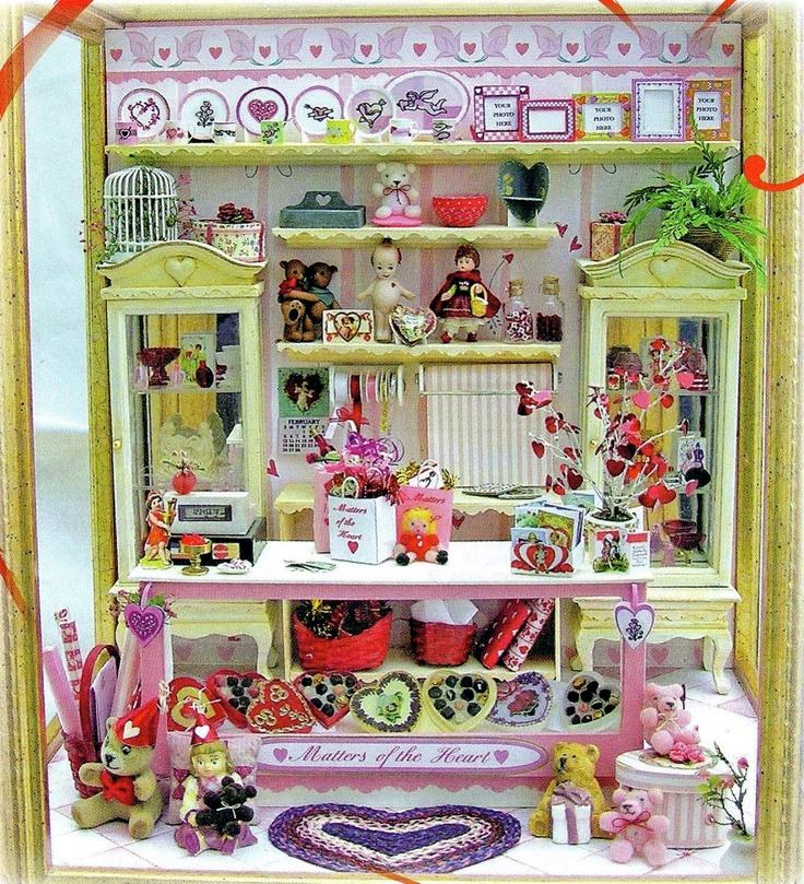 Dollhouse Miniatures Diy Tutorials: 1000+ Images About -Dollhouses