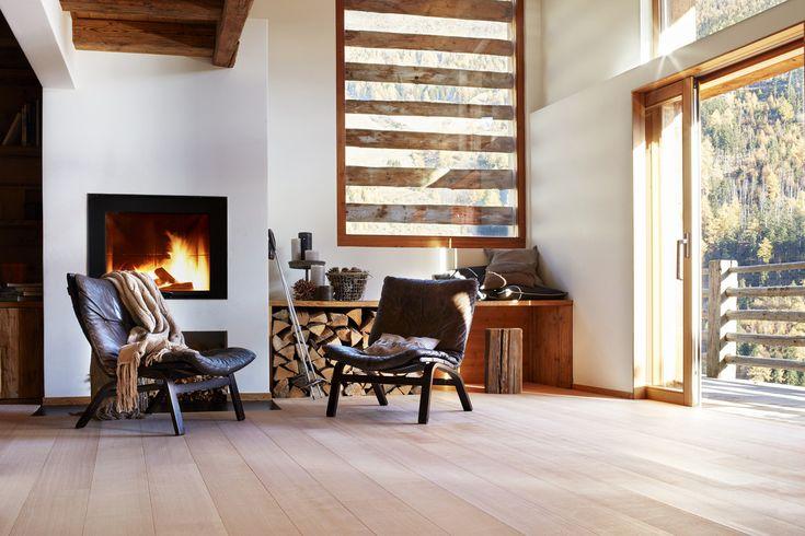 Bauwerk Parkett - Showrooms - Parkettwelten - Bauwerk Parkett: wohngesunde Qualität aus der Schweiz