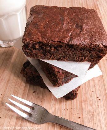 Die ultimativen Schoko-Brownies | Heisse Himbeeren