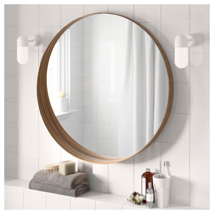 STOCKHOLM Mirror, ash veneer