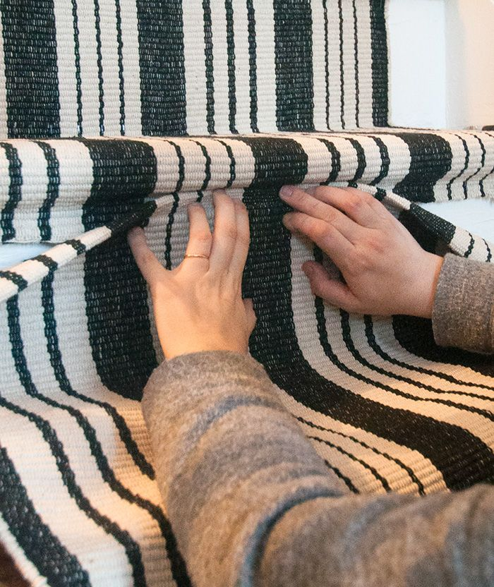Best 25 striped carpet for stairs ideas only on pinterest for Woven carpet for stairs