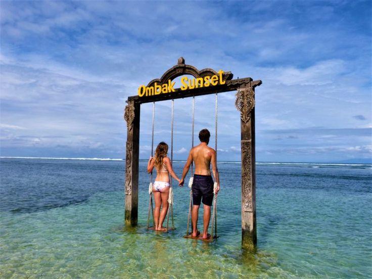 The Ombak Swing: Travel Guide to Gili Trawangan