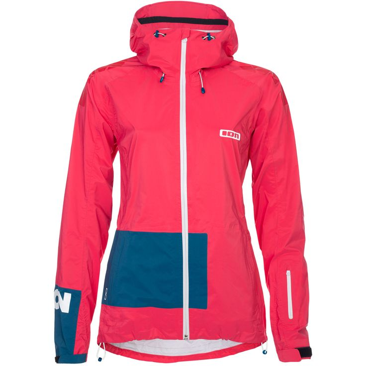 Wiggle | Ion Women's Cosmic Shell Jacket | Cycling Waterproof Jackets £83