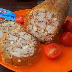Академия кулинарного искусства Dr. Oetker / Рецепты / Куриное филе в желе, с сыром.