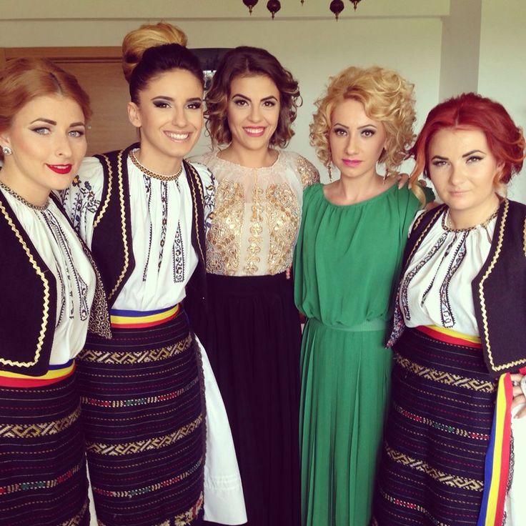 Romanian attire.