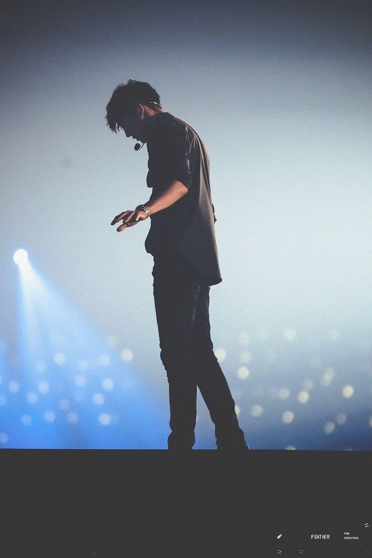 Chanyeol - 160318 Exoplanet #2 - The EXO'luXion [dot] Credit: Feather61.