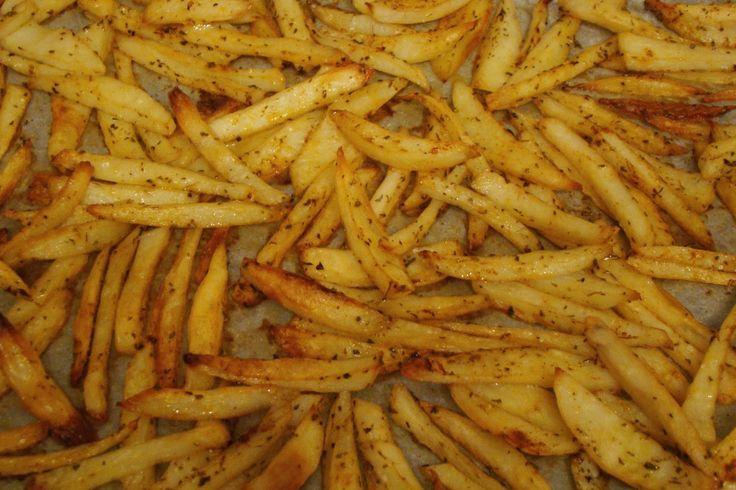 Πατάτες…σαν τηγανητές!