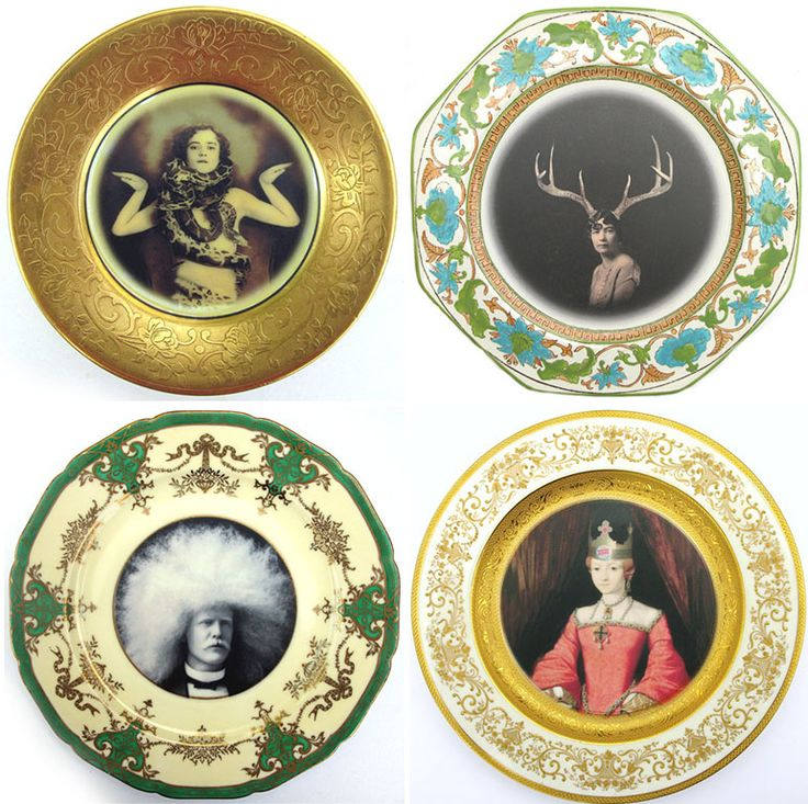 Beat Up CreationsInspiration, Awesome Plates, Funky Ideas, Artsy Fartsy, Antiques Plates, Ideas Products, Fun Display, Tables Manners, Table Manners