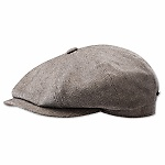 Another 5-star review for The JB Stetson Wool/Silk/Cashmere Hatteras! This one's from Thomas J. who says he's happy with the newsboy cap. Item Number STC1.