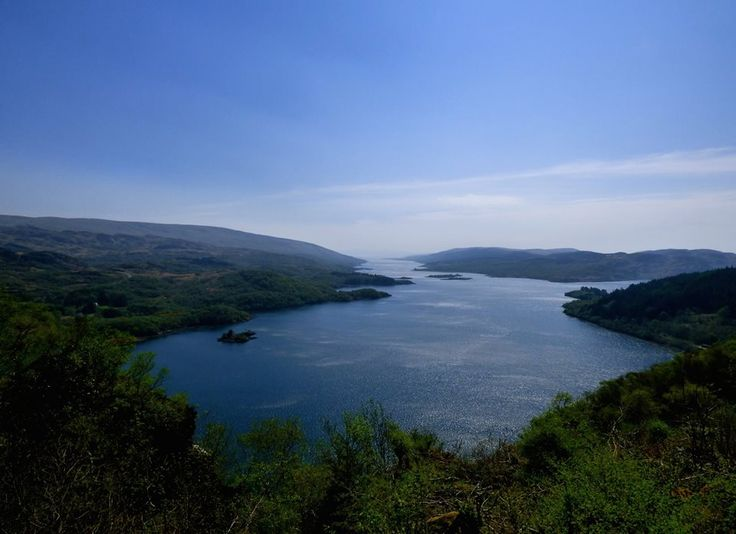 Tighnabruaich view point