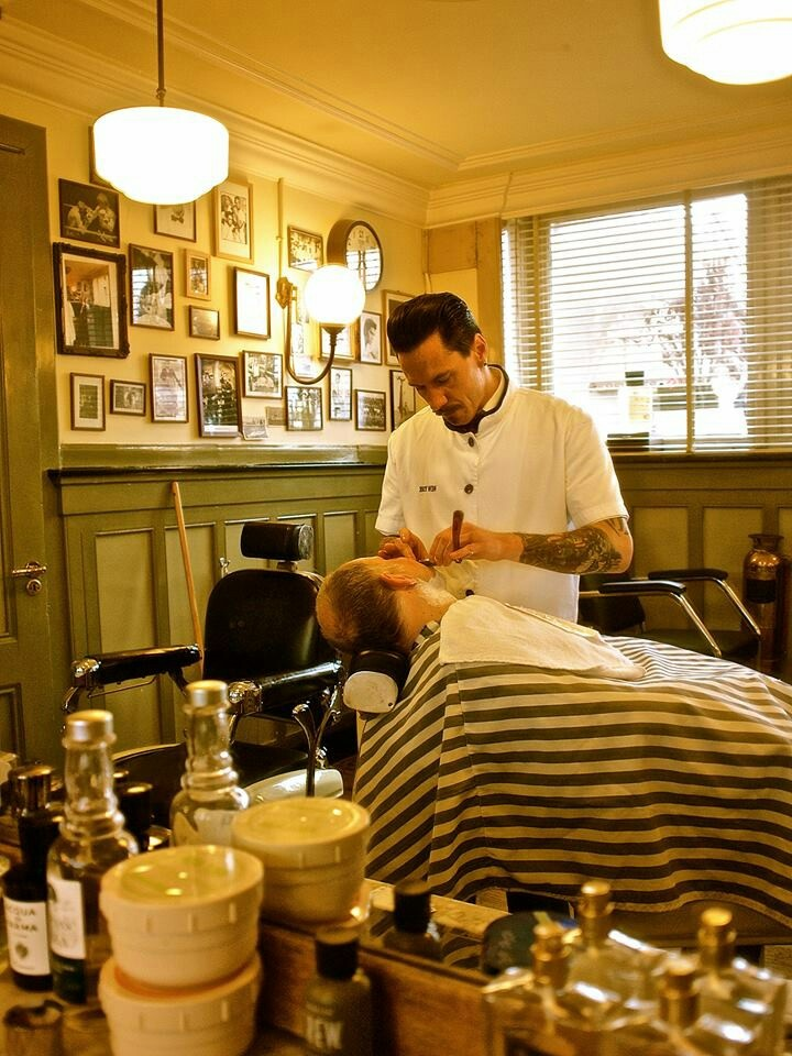 New York Barber Shop