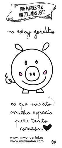 #mr.wonderful #muymolon :D - Teresa Restegui http://www.pinterest.com/teretegui/ ✔