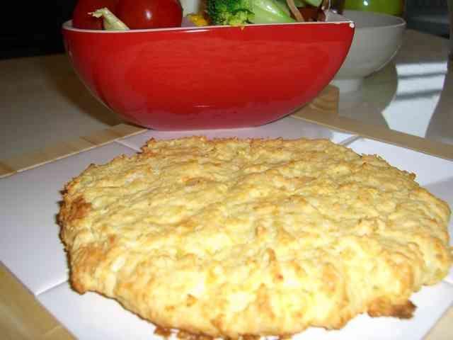 発酵いらず☆もちもちチーズポテトパンの画像