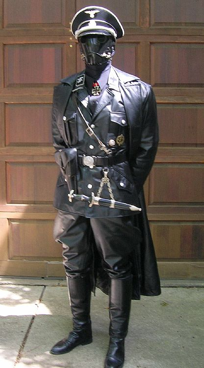 Nazi ss uniform hugo boss