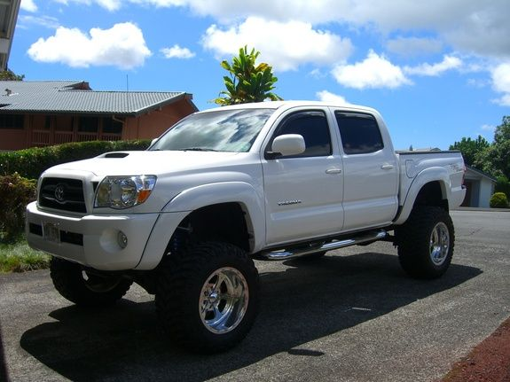 Lifted Tacoma | Toyota | Pinterest | Dreams, Lifted tacoma ...