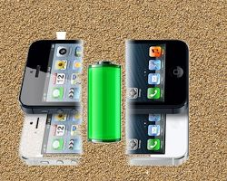 "Researchers have created a lithium ion battery that can outperform the current industry standard by three times using sand as the key material. Zachary Favors from University of California, Riverside said:  ""This is the holy grail — a low cost, non-toxic, environmentally friendly way... Read more at http://www.technotification.com/2014/07/Sand-to-power-battery.html"