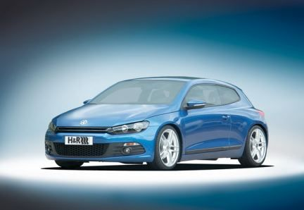Volkswagen Scirocco by H&R