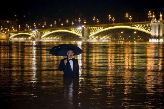 flood in Budapest#árvíz