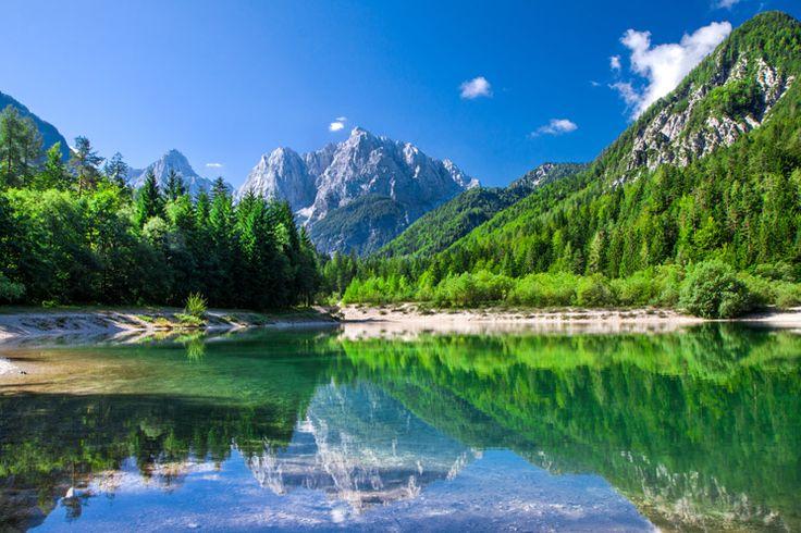 Triglav National Park, Slovenië - Reizen door Oost-Europa of een rondreis Oost-Europa maken? Wij selecteerden de 10 mooiste plekken en hoogtepunten van Oost-Europa.