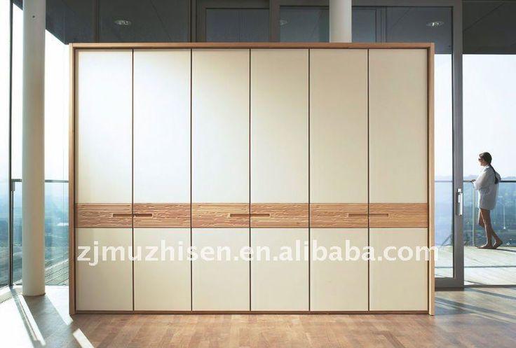 Striking inspiration of hot sell bedroom wardrobe design for Bedroom shelves inspiration
