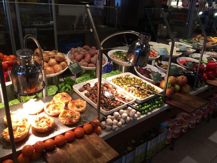 #salade #buffet #laplace
