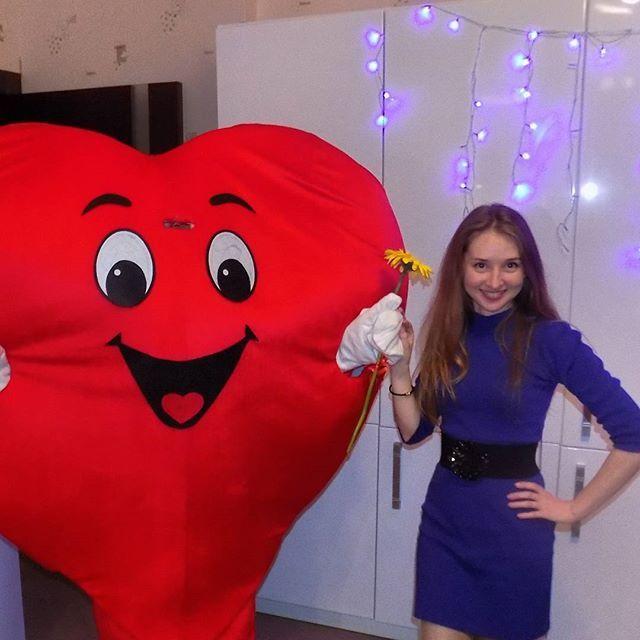 Осень - пора романтики и любви. Сделать счастливым Вашего близкого человека поможет наше огромное сердце! ═════════════════════   По вопросам организации мероприятий:  +7(916)074-64-64  http://kvantile.ru ═════════════════════