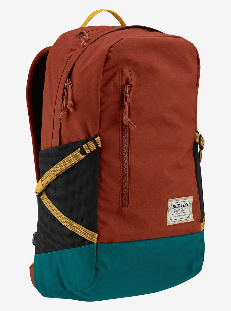 Burton Prospect Backpack shown in Tandori Ripstop