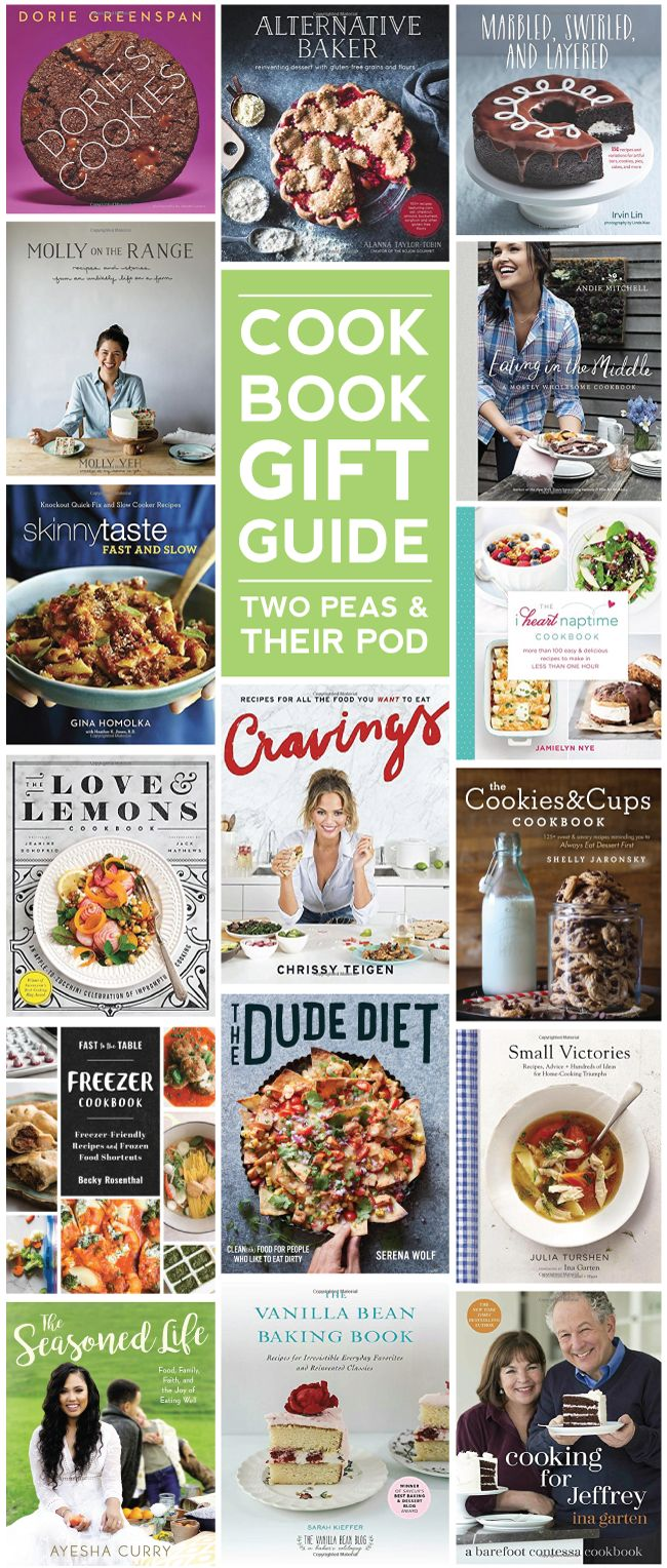 The BEST cookbooks of 2016 on twopeasandtheirpod.com You are going to want them ALL!