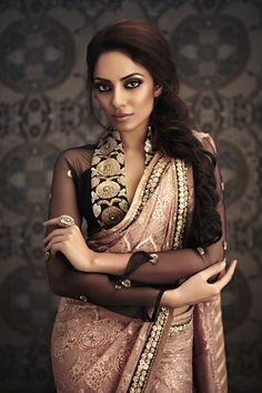 Ritu Kumar Saree