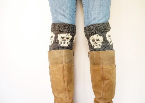 Knit Boot Socks Pattern : 110 best images about boot cuffs on Pinterest Free pattern, Boot jewelry an...