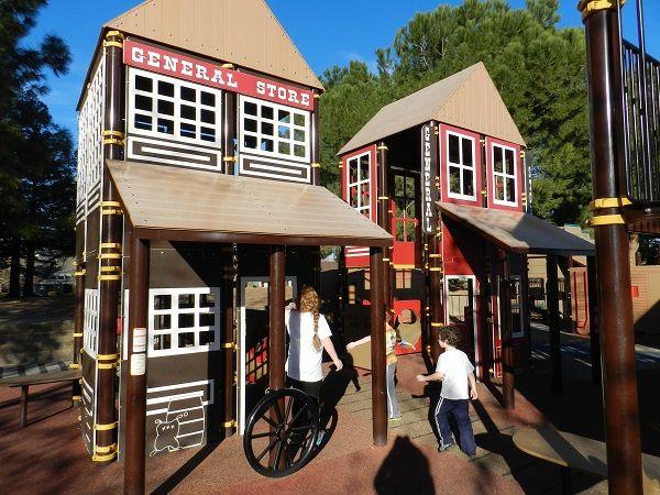 Maidu Park In Roseville CA