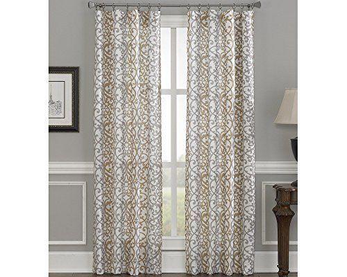 17 Best images about Curtains on Pinterest   Curtains, Sun panels ...