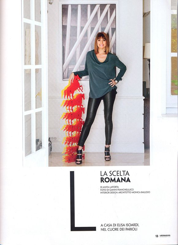 The finest magazines love our homes... #CaseStili #TiEffeEsse  http://goo.gl/LBy5Ck