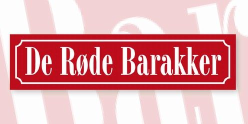 De Røde Barakker - Logo & Designmanual