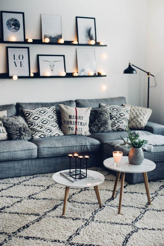 Suchen Sie nach den besten Wohnideen für eine kleine Wohnung? Hier sind mehr al…
