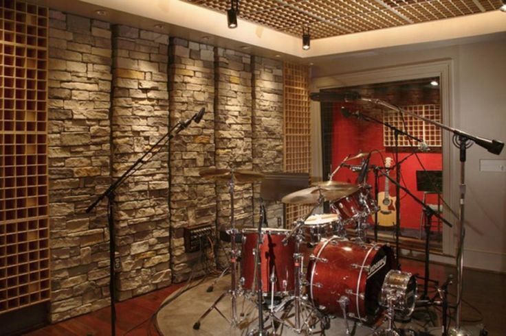 Awesome Home Music Studio Design Ideas - Interior Design Ideas ...