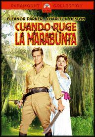 Cuando ruge la marabunta (1954) EEUU. Dir.: Byron Haskin. Drama. Aventuras - DVD CINE 2060