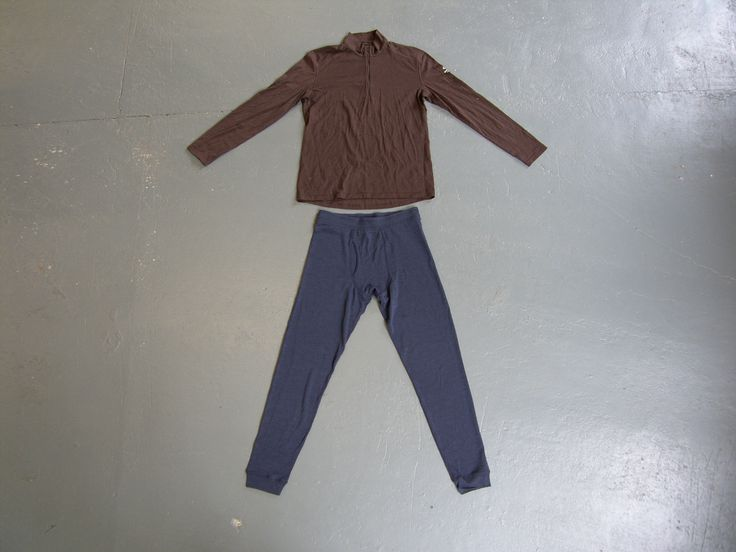 Clothes: For overnight adventures, we don't bother with a change of clothes. We just take some thick long-johns and a thermal top to wear while we sleep. Merino wool is warm and doesn't smell even after days of use. Sadly, it doesn't stop you from smelling.