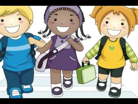 This Is The Way We Go To School | School Songs For Children
