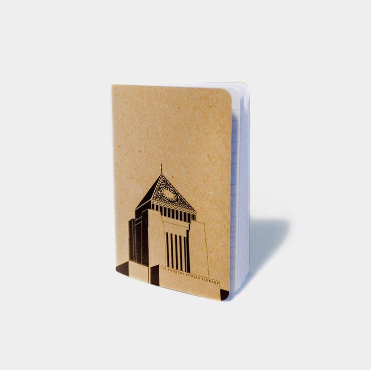 Los Angeles Public Library Pocket Book