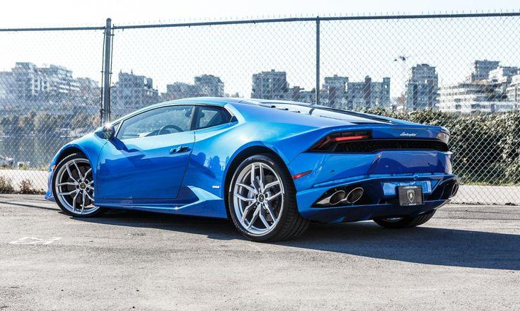 2015 Lamborghini Huracan LP 6104  Lamborghini Calgary