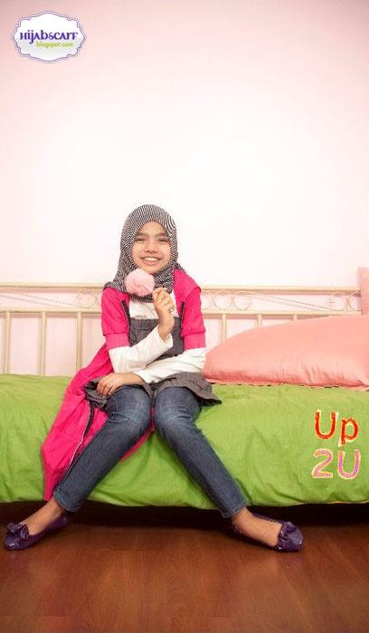 Hijab for little girls Young Beautiful Hijabi in The Worlds Hijabers Cilik Cantik Sedunia http://hijabcornerid.com/