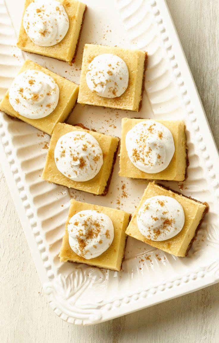 Publix white apron recipes - Key Lime Squares