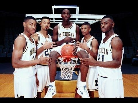 ESPN 30-30 The Fab Five Absolutely fantastic documentary, rarely does 30 for 30 disappoint....redditbot on the other hand...I am very disappoint :)