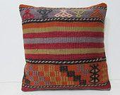 kilim pillow 20x20 large sofa pillow 20x20 pillowcase big pillow cover oversized pillow cover oversize pillow case large boho pillow 27680